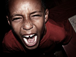Teaching your child how to manage anger